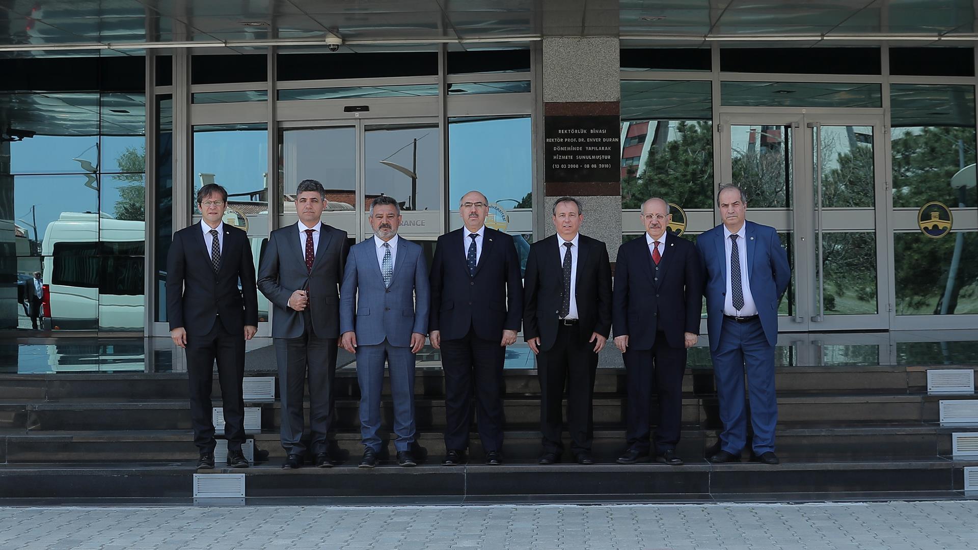 İÜ-Rektörü-Prof.-Dr.-Mahmut-Ak-Balkan-Üniversiteler-Birliği-Toplantısına-Katıldı