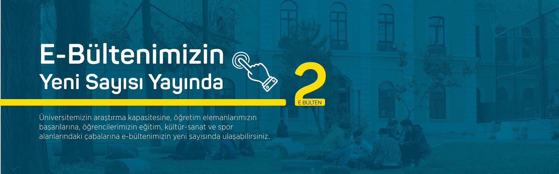 e-bülten istanbul-üniversitesi