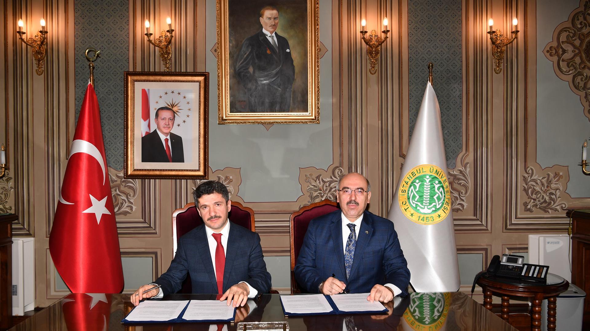 İstanbul-Üniversitesi-ve-UGETAM-Arasında-Eğitim-Protokolü-İmzalandı