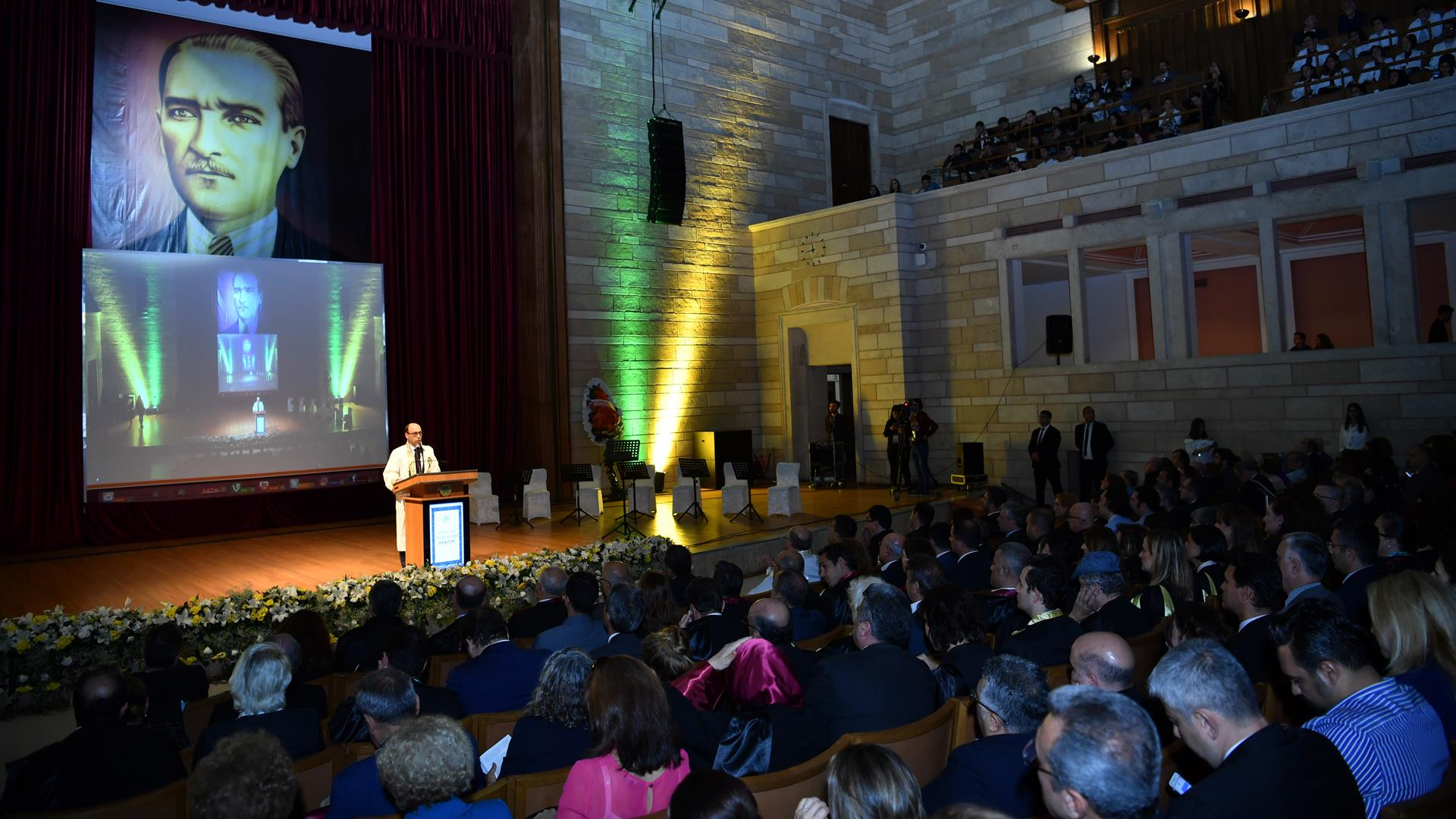 İstanbul-Üniversitesi-Cerrahpaşa-2018-2019-Akademik-Eğitim-Yılı-Açılış-Töreni-Gerçekleştirildi