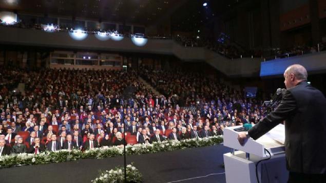 İÜ-Rektörü-Prof.-Dr.-Mahmut-Ak-Necip-Fazıl-Ödülleri-Töreni'ne-Katıldı