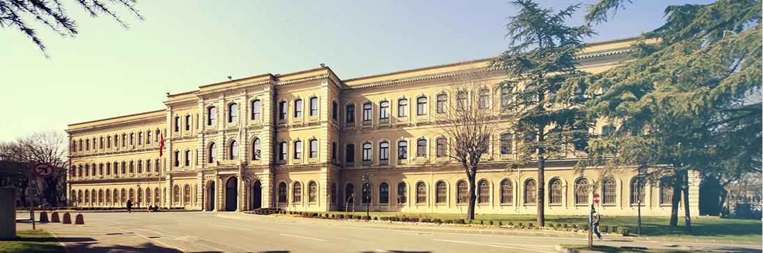 İstanbul Üniversitesi Bina