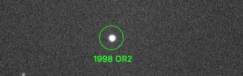 1998-OR2 asteroid