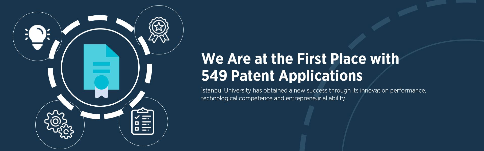 patent success first-place