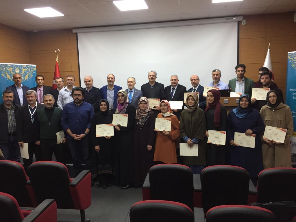 famer FSM Isesko Arapça-Çalıştay