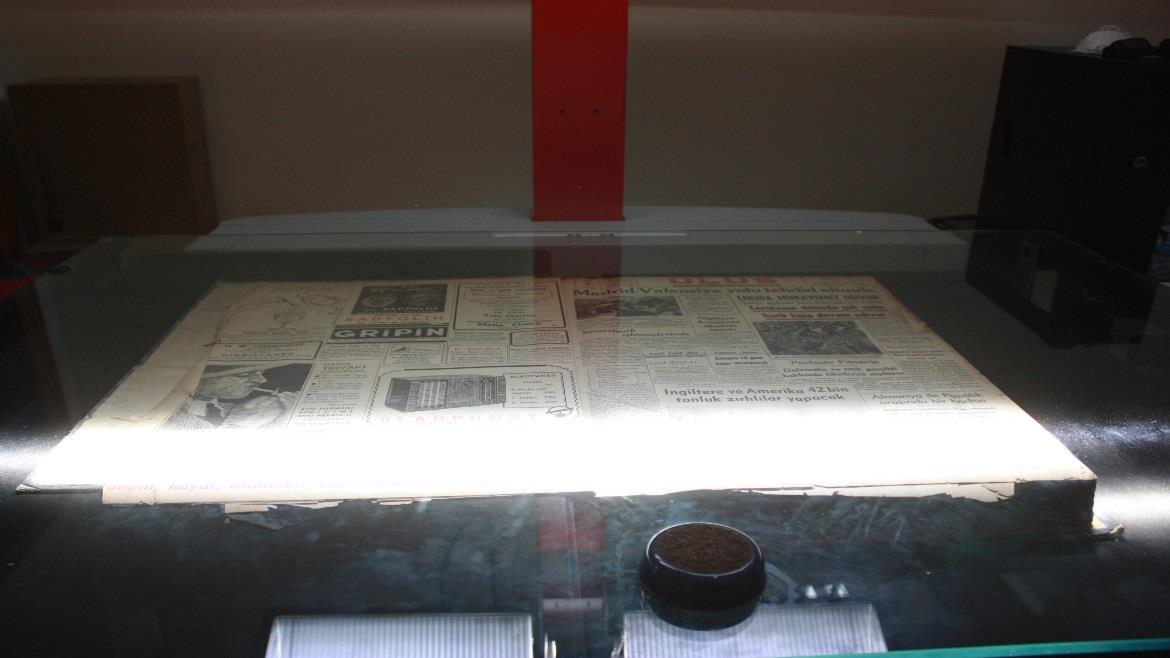 newspaper-history project