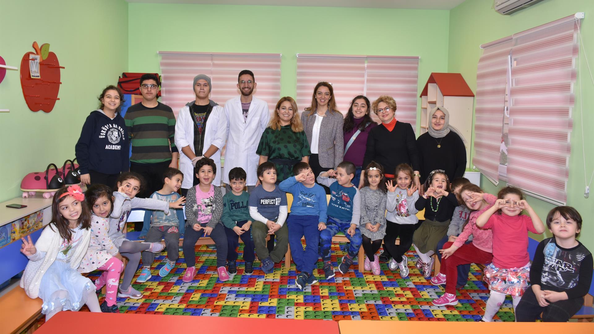 İstanbul-Üniversitesi-Cerrahpaşa-Kreş-ve-Anaokulu'nda-Bilimsel-Etkinlikler-Gerçekleştirildi