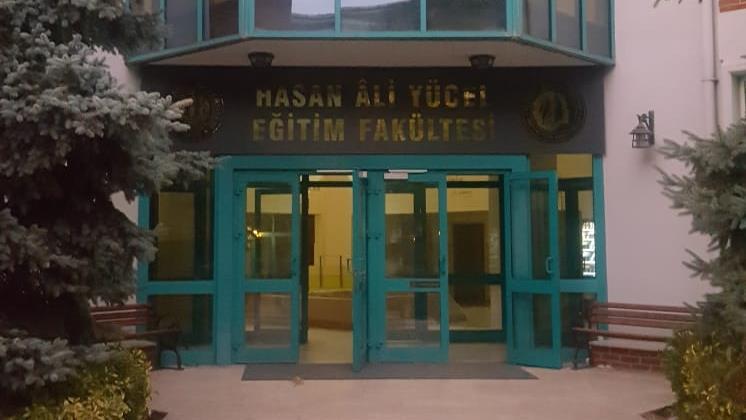 Hasan Ali Yucel Egitim Fakultesi Hayef Buyukcekmece