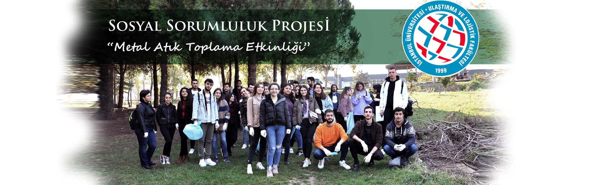 atık toplama etkinlik sosyal sorumluluk proje