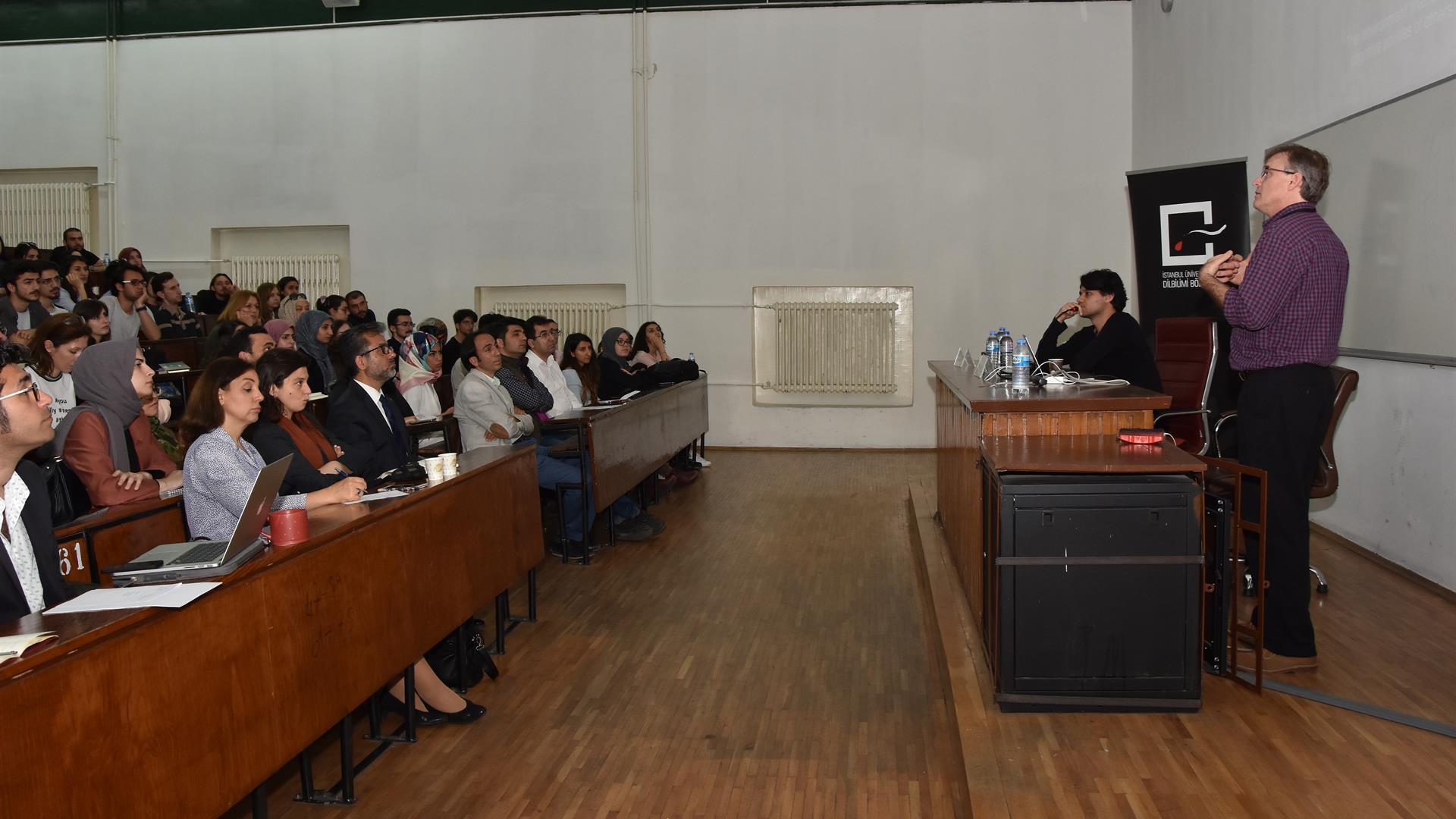 "Conference-on-""The-Origin-of-Language""-was-held-in-Istanbul-University"