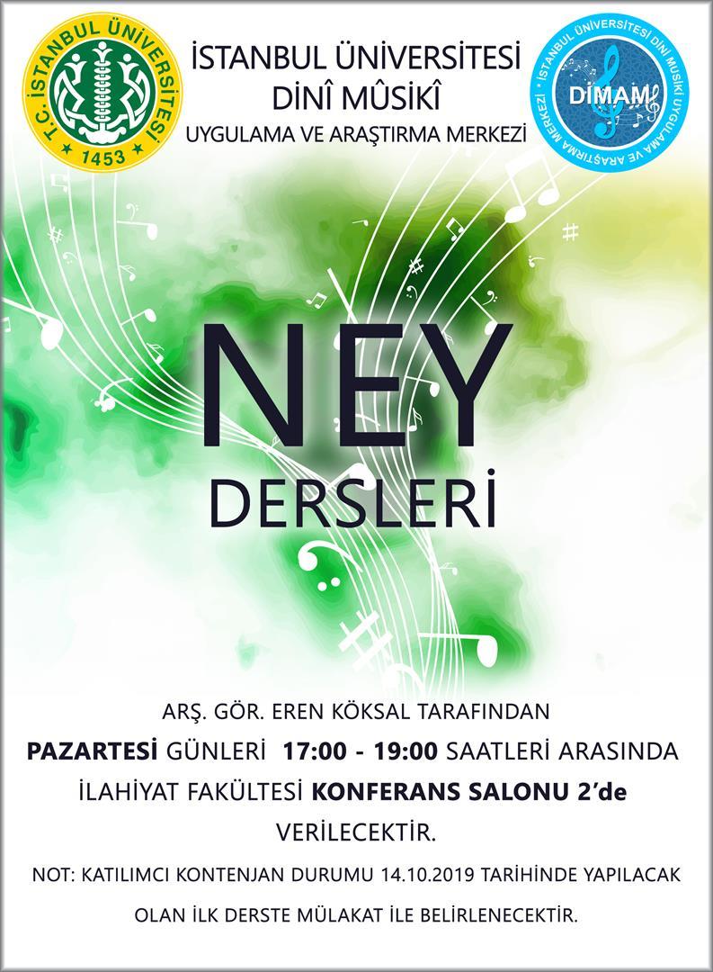 ney-dersi Ney-Dersleri
