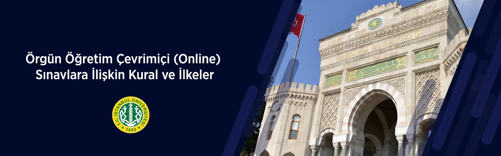 çevrimiçi-sınav kural ilke uzaktan-eğitim