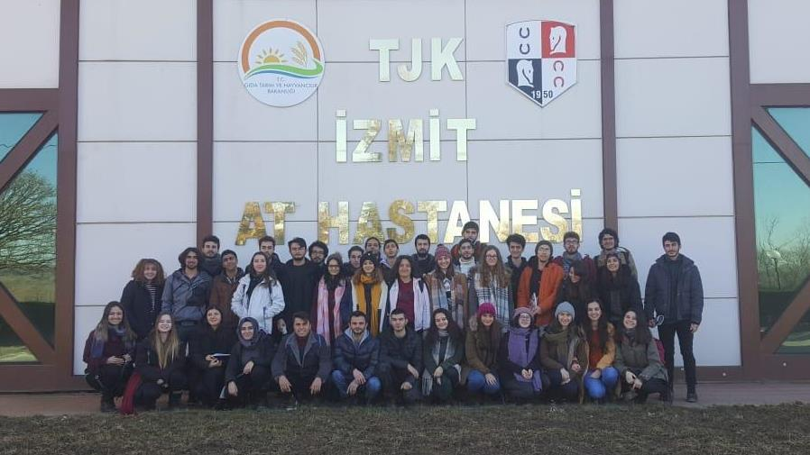 TJK-İzmit-At-Hastanesi Kartepe Atçılık-ve-Binicilik-Kulübü