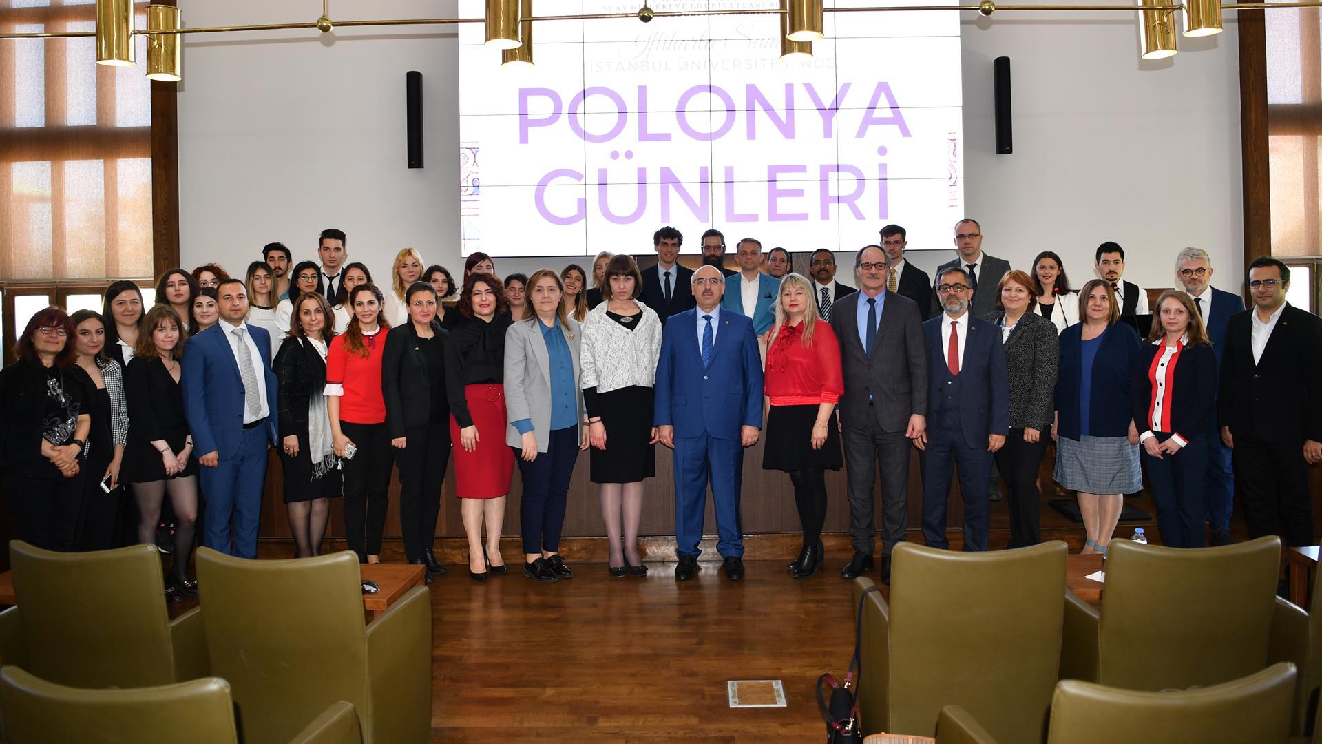 """""""İstanbul-Üniversitesi'nde-Polonya-Günleri""""-Etkinliği-Gerçekleştirildi"""
