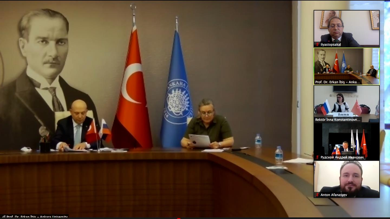 Türk Rus konferans