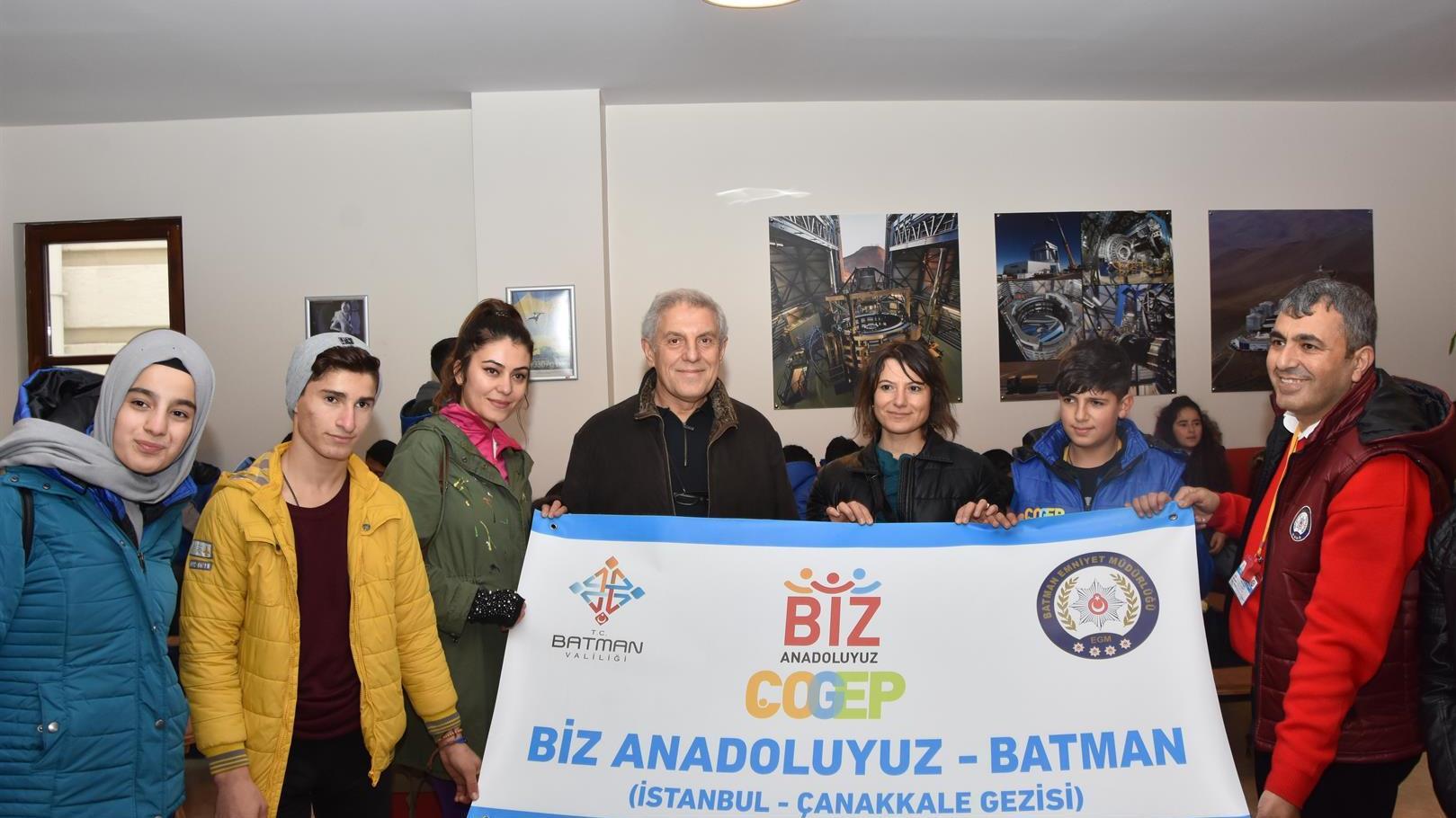 astronomi Biz-Anadoluyuz Gezi üniversite