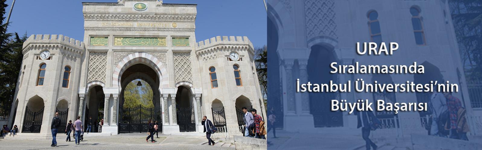 URAP-Sıralamasında-İstanbul-Üniversitesi'nin-Büyük-Başarısı
