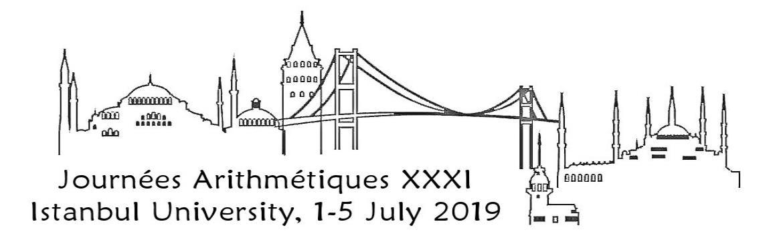 31.-Journées-Arithmétiques-Konferansı