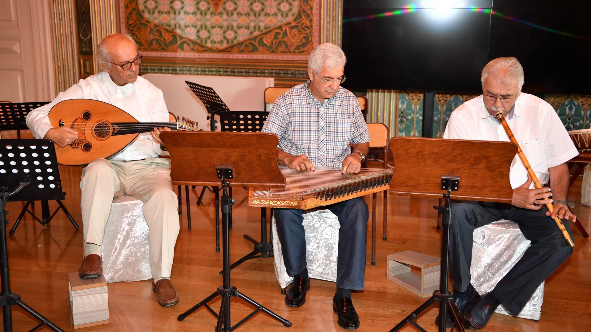 İÜ-OMAR-Uluslararası-Türk-Müziği-Yaz-Okulu-Sertifika-Töreni-Gerçekleştirildi