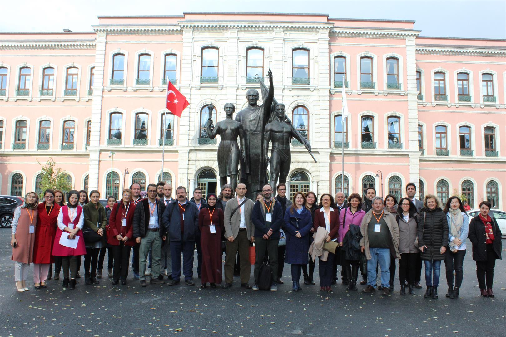 analitik kimya kromatografi kongre eczacılık ilam istanbul üniversitesi
