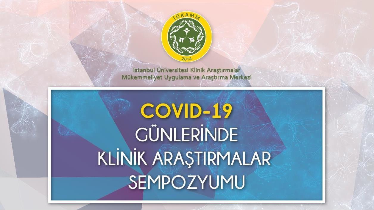 COVID-19 sempozyum klinik-araştırmalar çevrimiçi