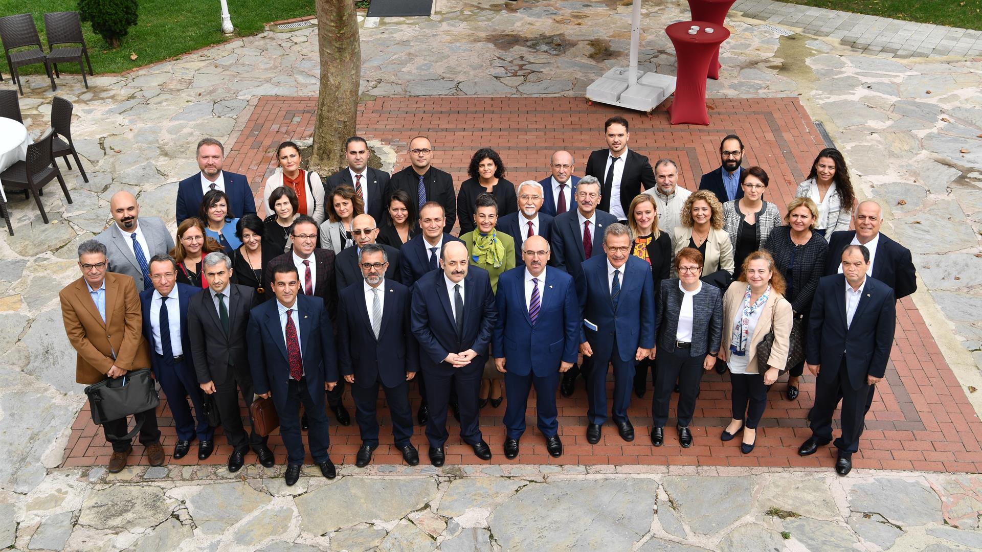 YÖK-TEBİP-Toplantısı-İstanbul-Üniversitesi'nde-Gerçekleştirildi