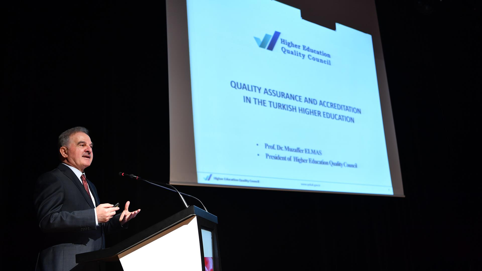 6.-Uluslararası-Yükseköğretimde-Kalite-Kongresi-İstanbul-Üniversitesi'nde-Başladı