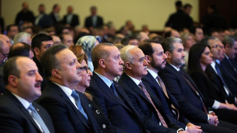 İÜ-Rektörü-Prof.-Dr.-Mahmut-Ak-DEİK-Olağan-Mali-Genel-Kurulu'na-Katıldı