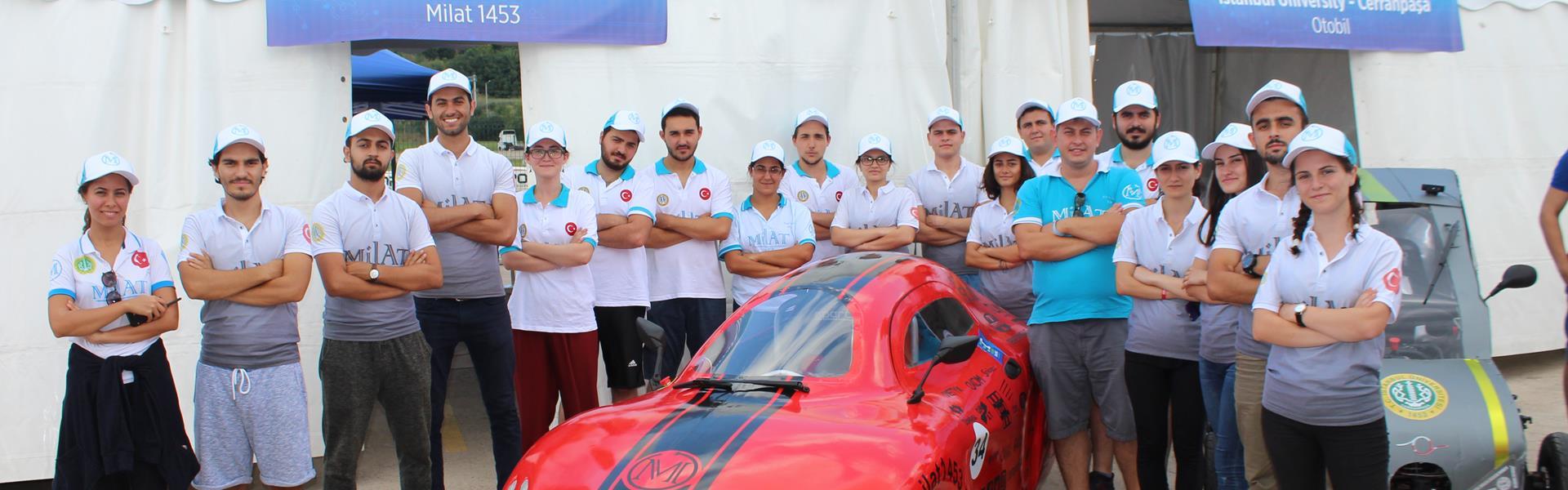 tubitak alternatif-enerji otonom araç yarış mühendislik