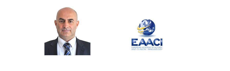 Prof.-Dr.-Cevdet-Özdemir Avrupa-Alerji-ve-Klinik-İmmünoloji-Akademisi National-Allergy-Societies-Committee-Chair