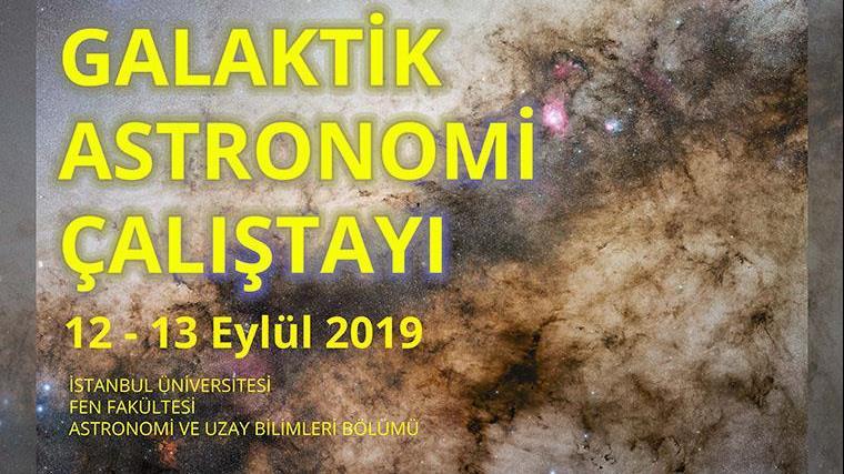 Galaktik-Astronomi-Çalıştayı