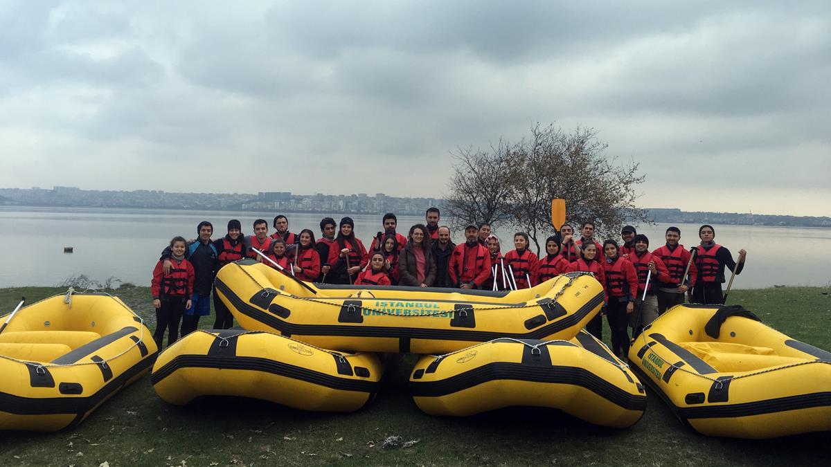 rafting milli-takım spor istanbul-üniversitesi iürafting