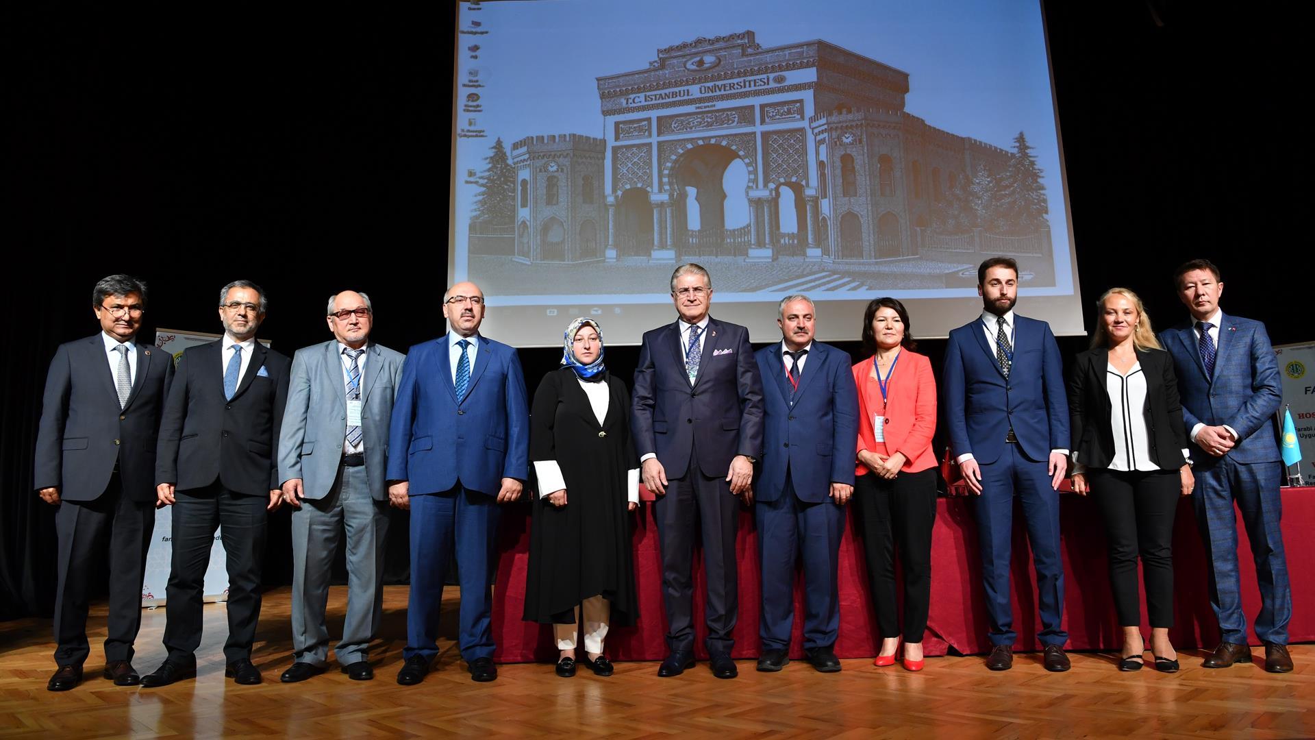 3.-Uluslararası-Avrasya-Çalışmaları-Sempozyumu-İstanbul-Üniversitesi'nde-Gerçekleştirildi