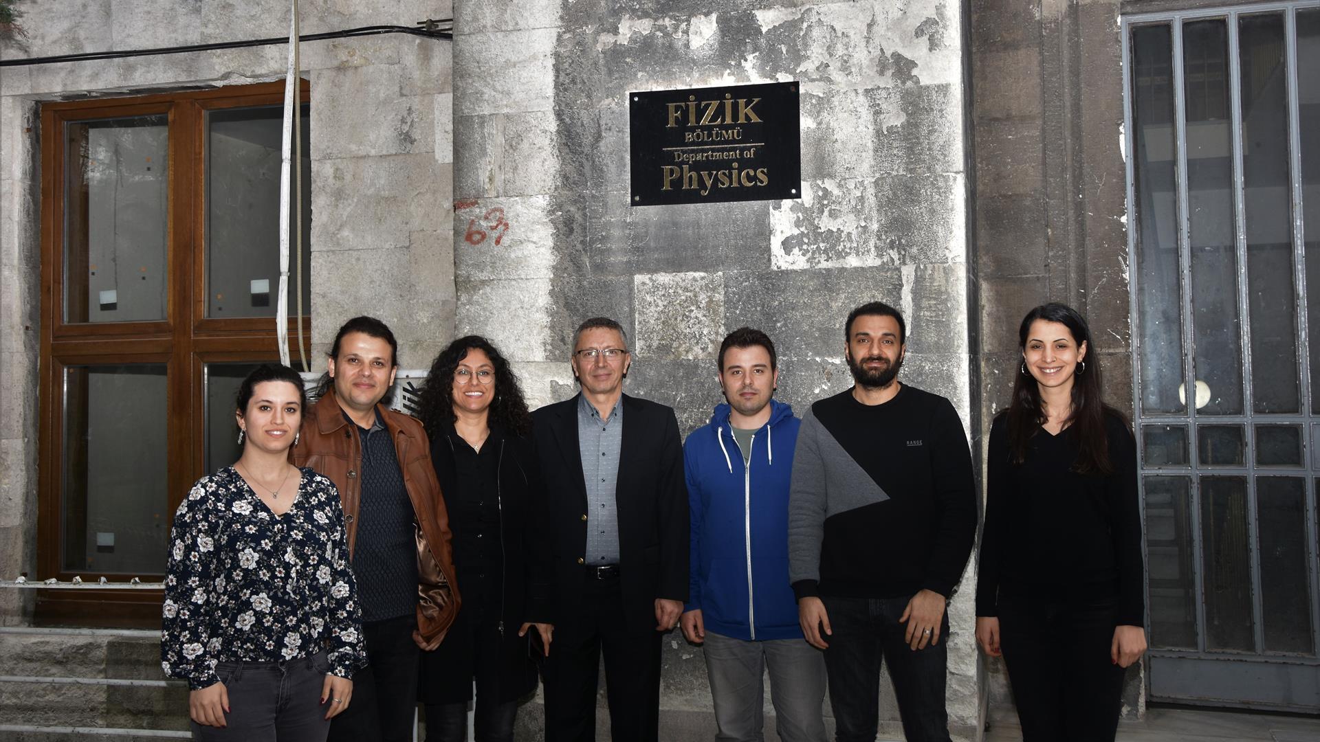 proje TAEK-CERN TÜBİTAK-RFBR