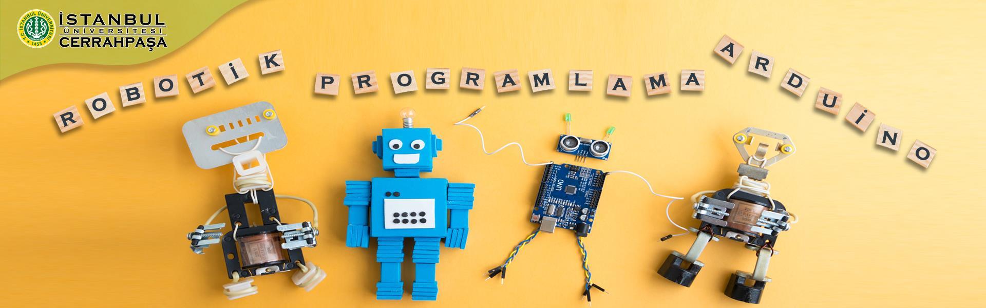 arduino robotik programlama eğitici-eğitimi sertifika-programı