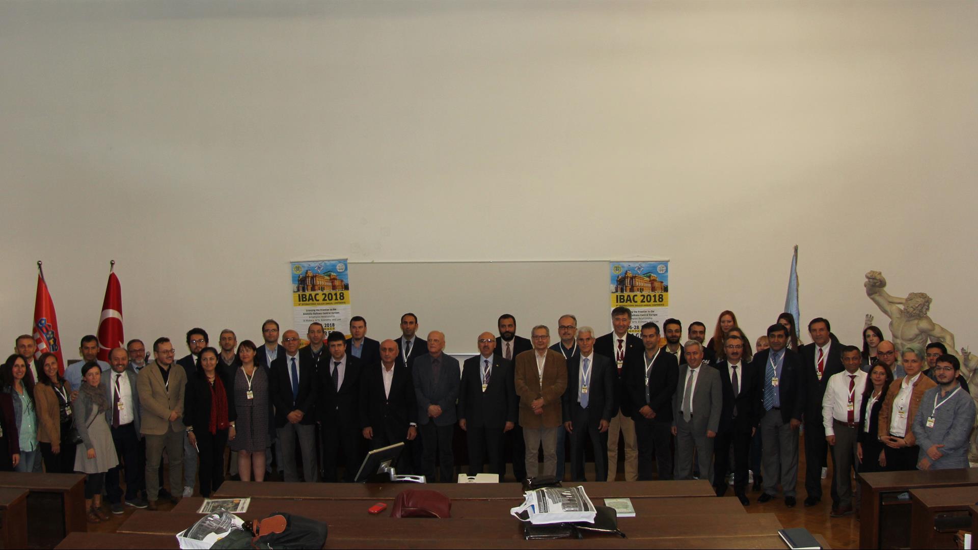 """IBAC-International-Annual-Balkan-Conference""""-Serisinin-8'inci-Toplantısı-Zagreb'de-Gerçekleştirildi"""