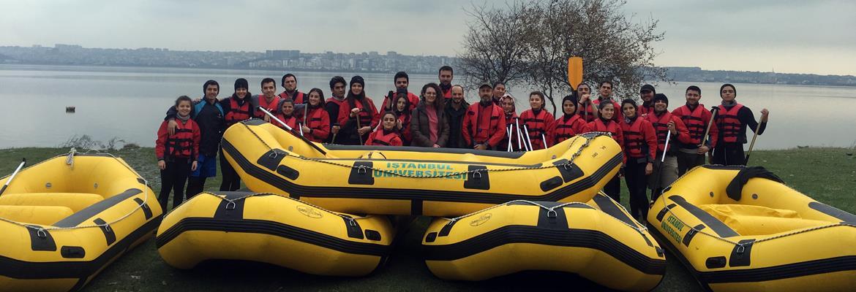 rafting iürafting istanbul-üniversitesi milli-takım