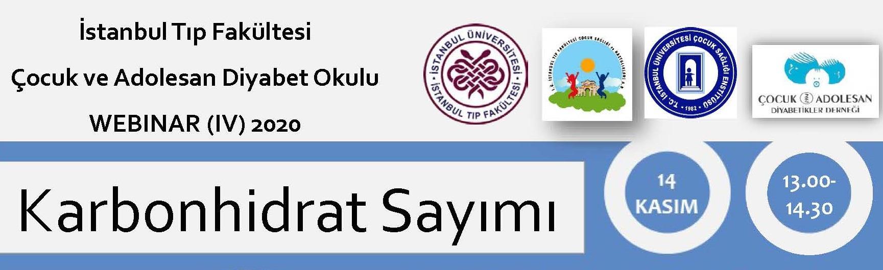 Karbonhidrat-Sayımı 14-Kasım-Dünya-Diyabet-Günü Çocuk-Sağlığı-Enstitüsü İstanbul-Tıp-FakültesiÇocuk-ve-AdolesanDiyabet-Okulu Diyabetikler-Derneği hülya-günöz beyza-eliuz-Tipici