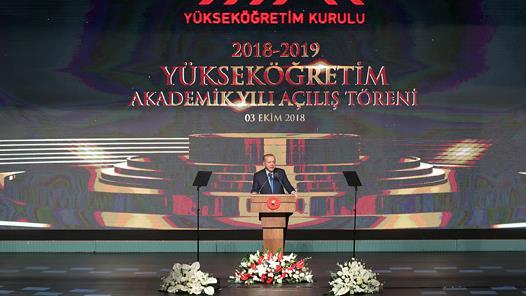 İstanbul-Üniversitesi-Cumhurbaşkanlığı-Külliyesi'ndeydi