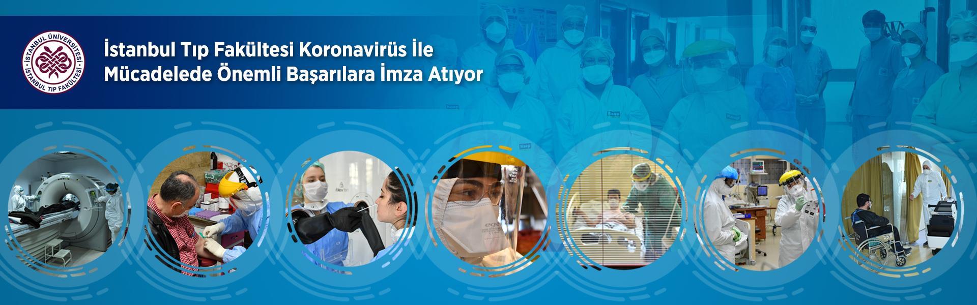 COVID-19 istanbul-tıp-fakültesi salgın-hastanesi