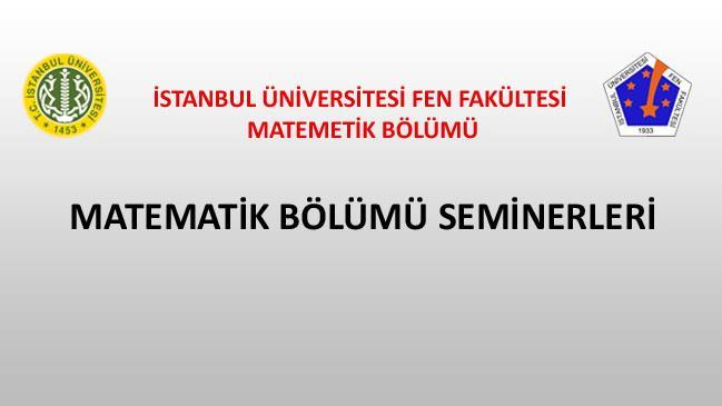 matematik seminer