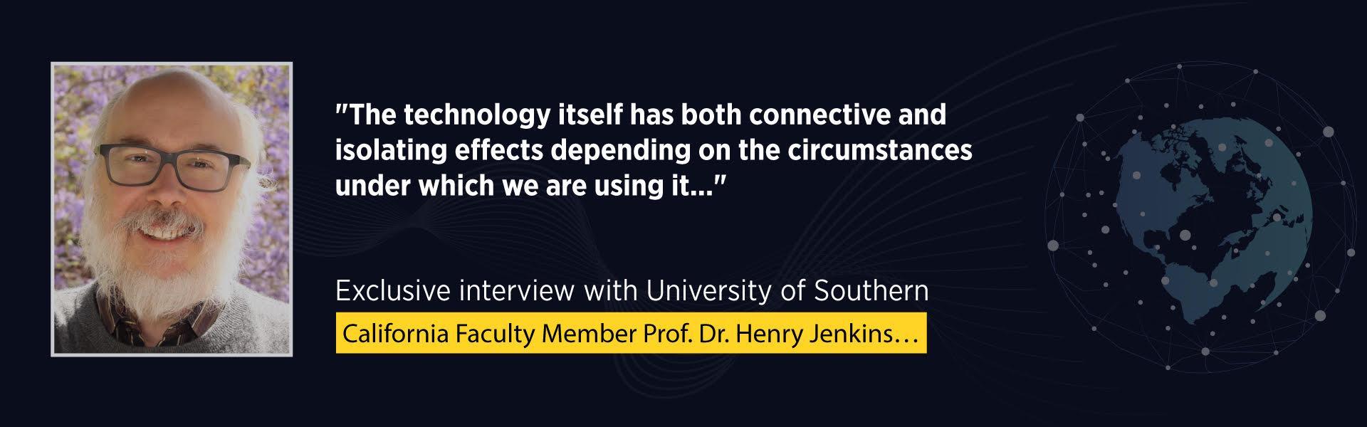 Henry-Jenkins New-media Distance-education COVID-19 Coronavirus