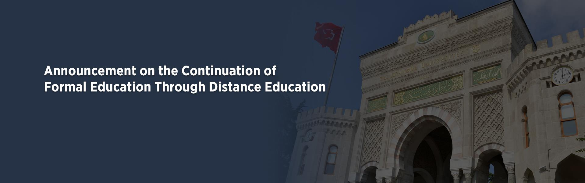 distance-education COVID-19