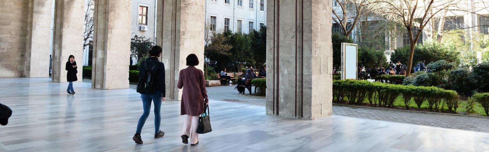 Studying-in-Istanbul; erasmus istanbul-university studying