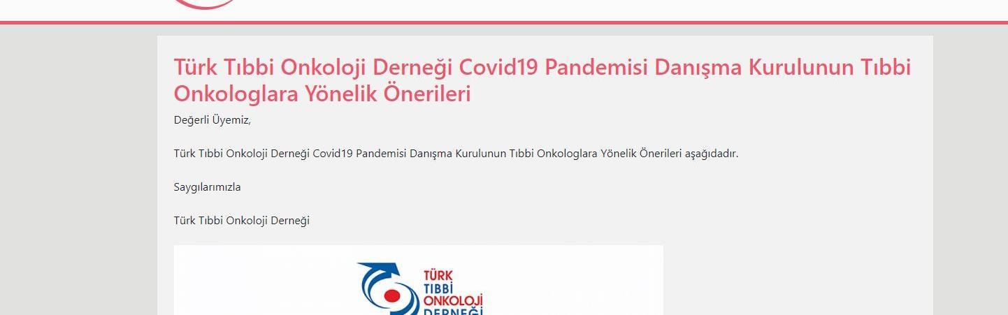 Türk-Tıbbi-Onkoloji-Derneği-Covid19-Pandemisi-Danışma-Kurulunun-Tıbbi-Onkologlara-Yönelik-Önerileri