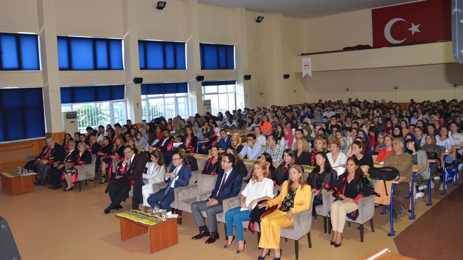 İstanbul-Üniversitesi--Cerrahpaşa-Sağlık-Bilimleri-Fakültesi-Açılış-Töreni