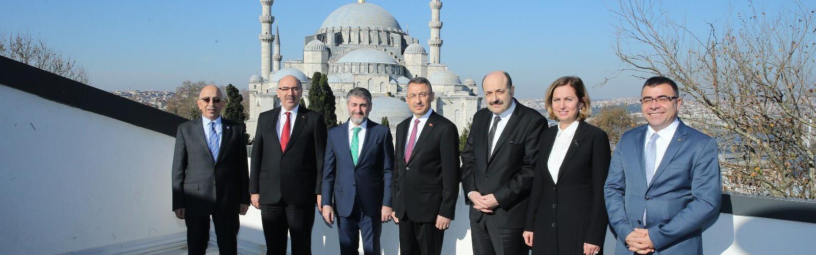Restorasyonu-Tamamlanan-İstanbul-Üniversitesi-Siyasal-Bilgiler-Fakültesi-Tarihi-Binası-Açıldı