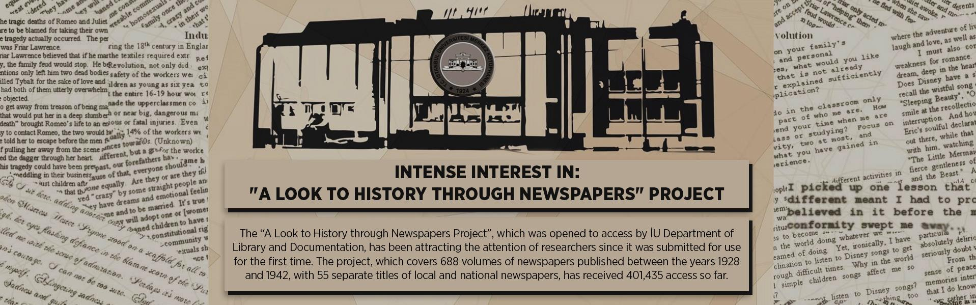 open-access newspapers-database