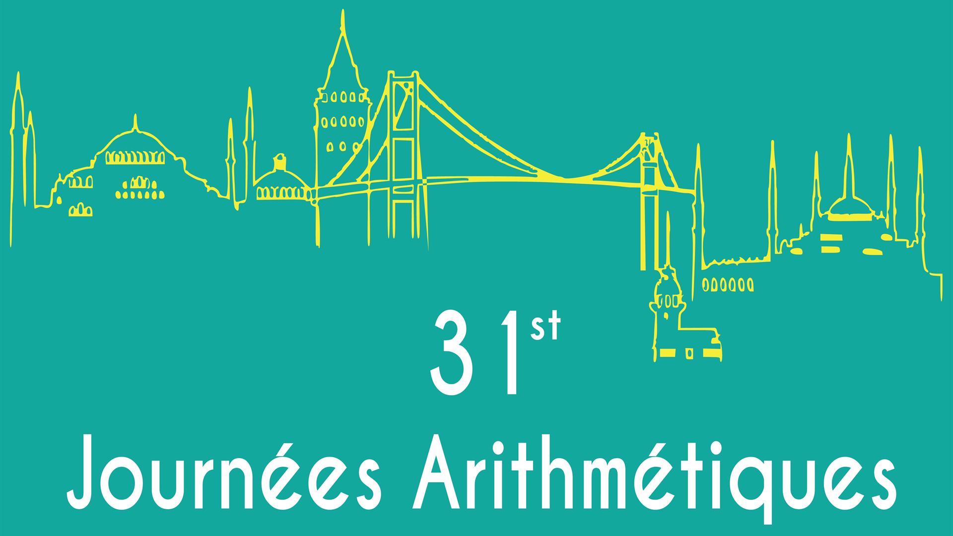 Journées-Arithmétiques