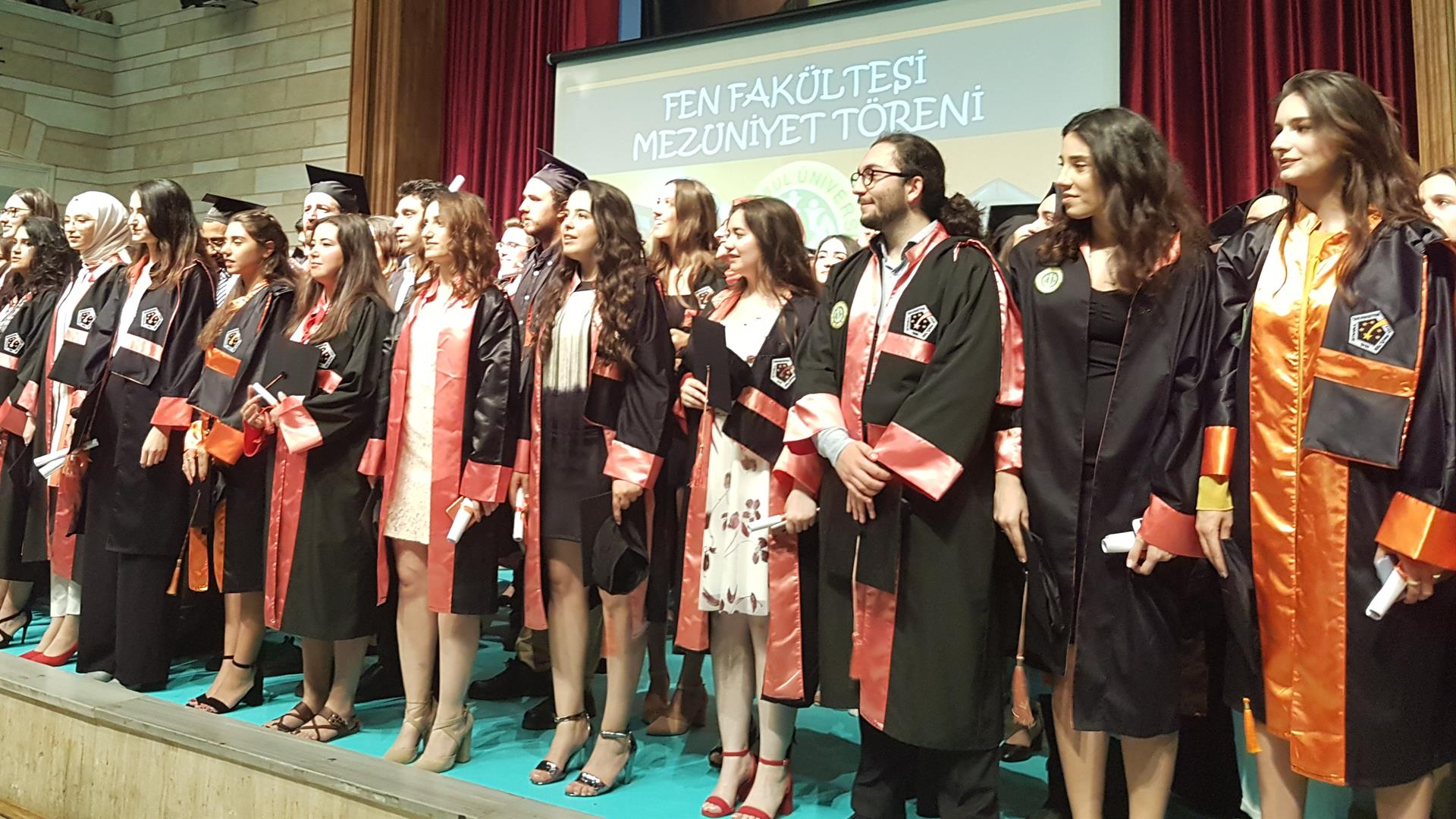 İstanbul-Üniversitesi-Fen-Fakültesi-2019-Yılı-Mezuniyet-Töreni-Gerçekleştirildi